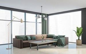 dark-brown-leather-sofa