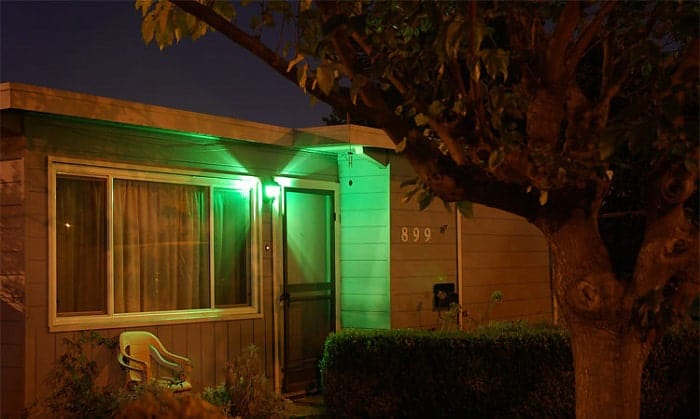 green-light-on-porch-mean