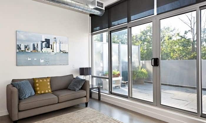 standard sliding glass door sizes