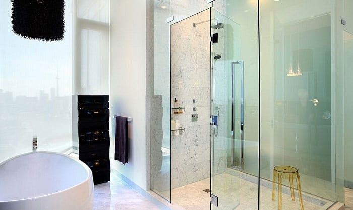 standard-glass-shower-door-size